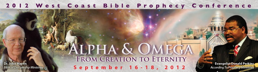 2012 West Coast Bible Prophecy Conference