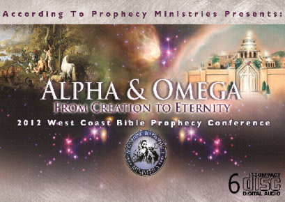 2012 West Coast Bible Prophecy Conference 6 Cd Series