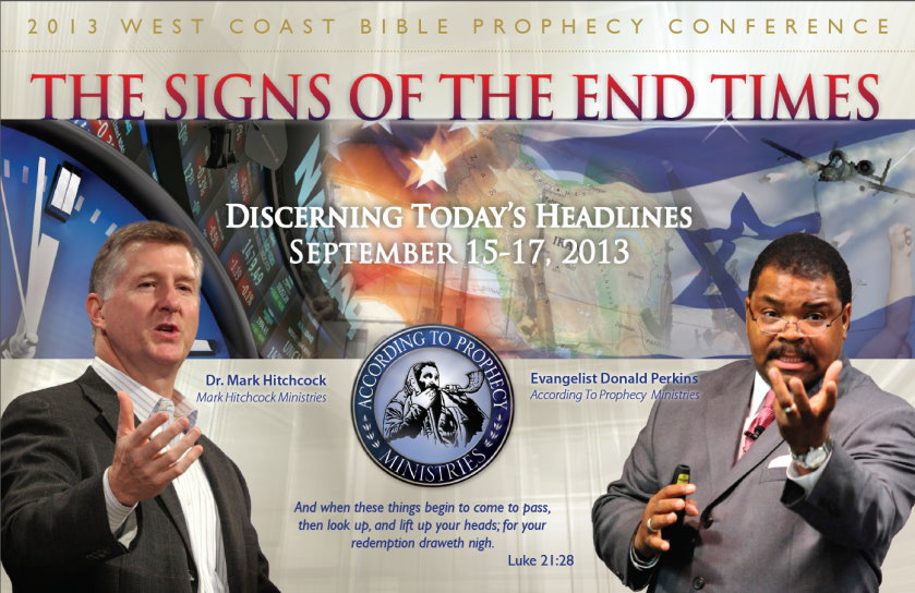 2013 West Coast Bible Prophecy Conference