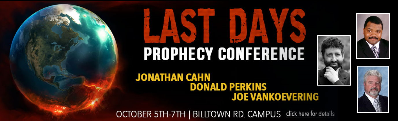 Last Day Prophecy Conference Louisville