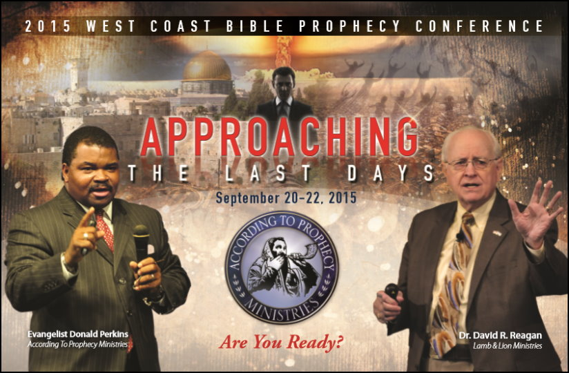 2015 West Coast Bible Prophecy Conference