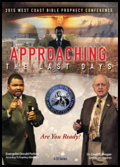 2015 West Coast Bible Prophecy Conference 6 Cvd Series