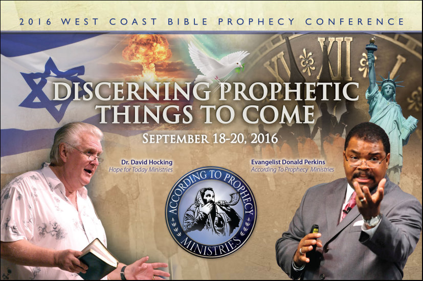 2016 West Coast Bible Prophecy Conference