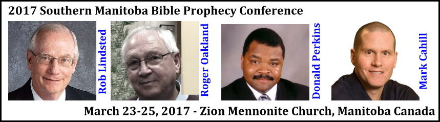 2017 Manitoba Bible Prophecy Conference
