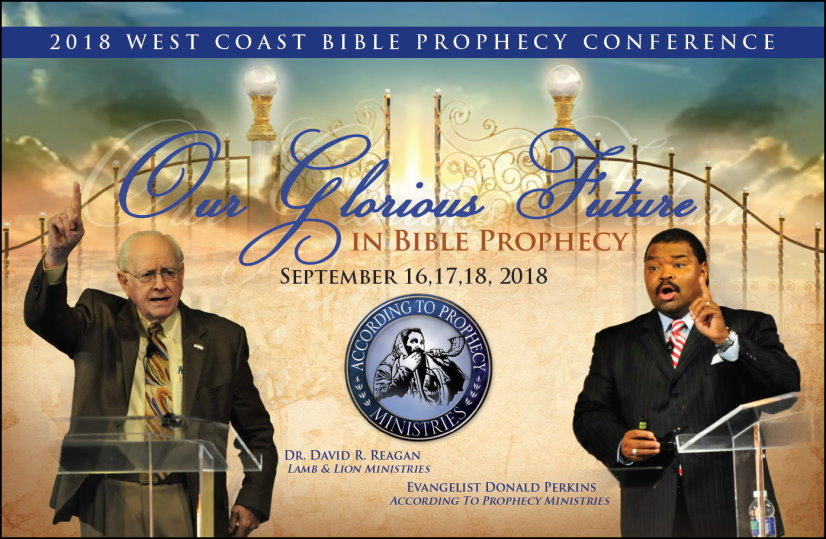 2018 West Coast Bible Prophecy Conference
