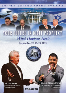 2019 West Coast Bible Prophecy Conference - 6 cd Series