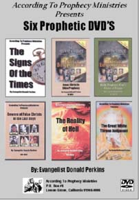 6 Prophetic DVD Set