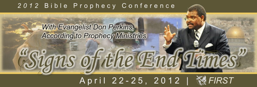 2012 Bowling Green First Assembly Bible Prophecy Conference