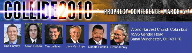 Rod Parsley 2010 Collide Bible Prophecy Conference