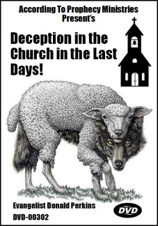 Deception in the Church in the Last Days