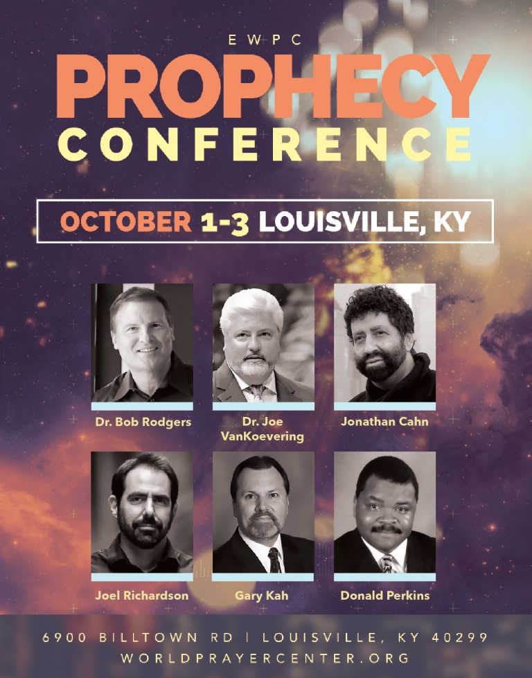 Evangel World Prayer Center Bible Prophecy Conference