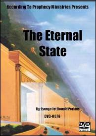 THE ETERNAL STATE DVD