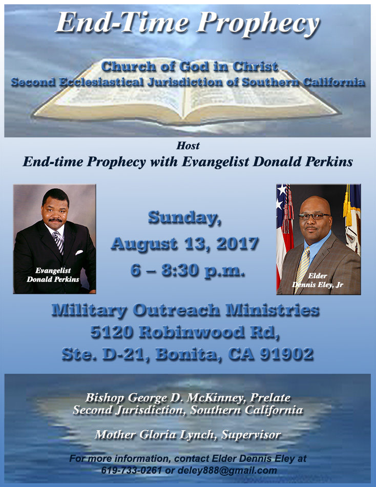 Military Outreach Ministries