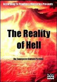 THE REALITY OF HELL DVD