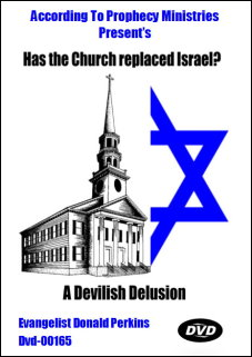 Has the Church replaced Israel? - A Devilish Delusion DvD