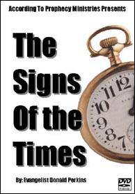 The Signs of The Times DVD