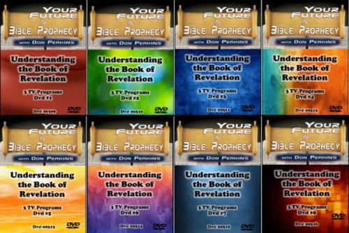 Understanding the Book of Revelation 3 TV program - Dvd #1