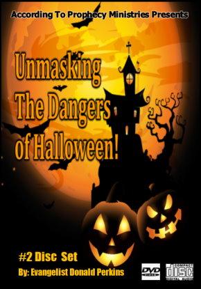Unmasking the Dangers of Halloween - Dvd /Cd Series