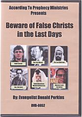 False Christ in the Last Days