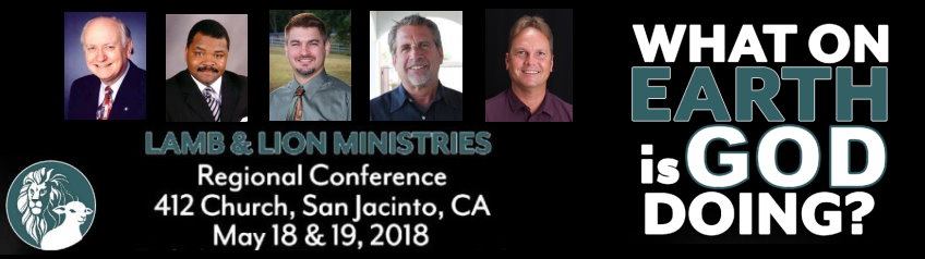 Lamb &amp Lion Ministries Regional Bible Prophecy Conference